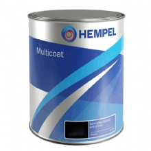 Hempel Multicoat Semi Gloss Enamel Topcoat Paint 750ml
